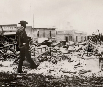 Photo of Tulsa Race Massacre